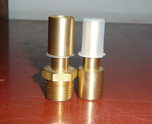 Custom machined brass fittings oxford connecticut tmf inc