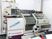 EZ PATH Bridgeport CNC Lathe